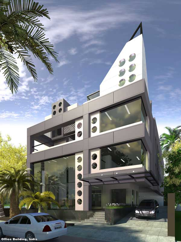 3D-Perspective-Render-Commercial-Development-Chennai-India