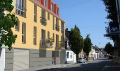 3D Photo Montage Residential Development Germany - Version 1