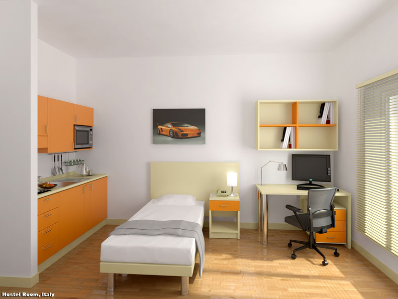 90 hostel room decoration tips for Hostel room interior design ideas