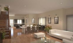 3D Interior Visualization Apartment - France
