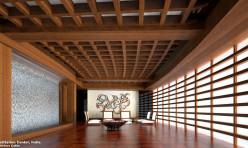 Meditation Center MD's Room 3D Interior Visualization