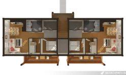 3D-Apartments-Second-Floor-Floor-Plan-Norway-Render-PhotoRealistic