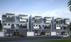 3D-Photo-Realistic-Exterior-Visualization-of-proposed-Apartments-Chennai-India