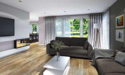 3D Photo Realistic Interior Rendering Apartment - Sweden