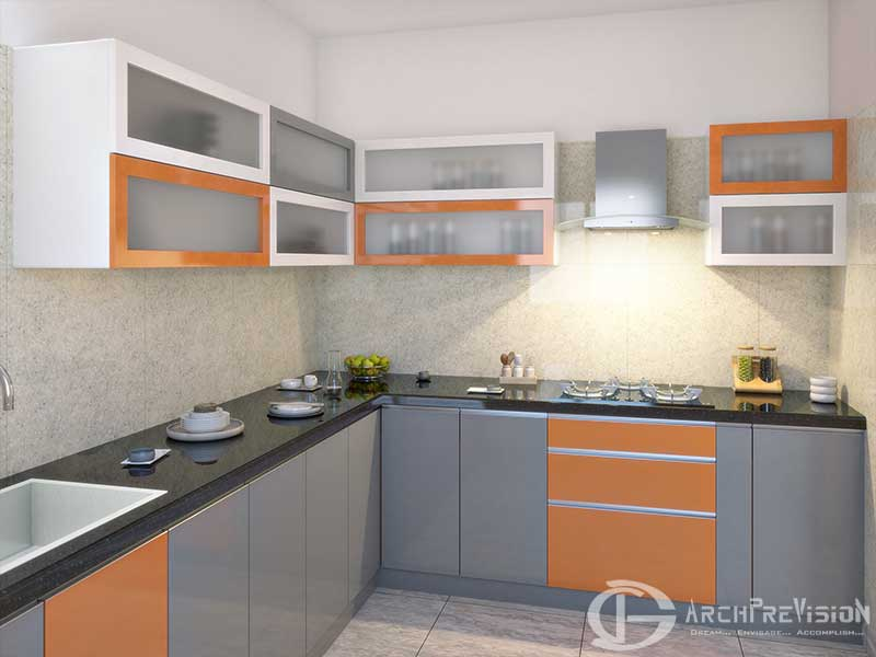 Apartment 3D Photorealistic Interior Renderings